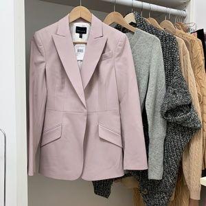 Luxury Milano Stretch Wool Blazer $525